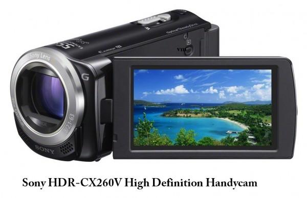Sony HDR-CX260V